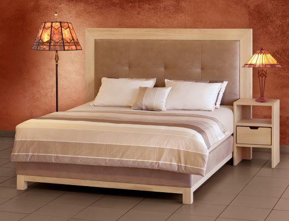 Kontinenální postel Malmo