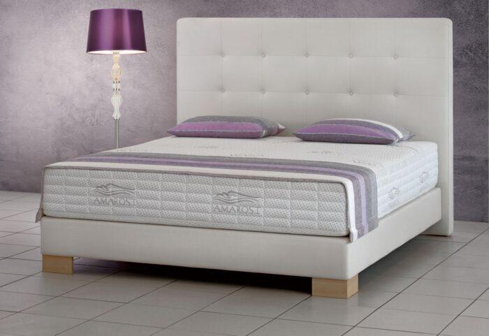 boxspring kontinentální postel